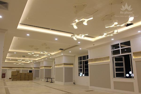 Các dự án đèn trang trí của tập đoàn FLC