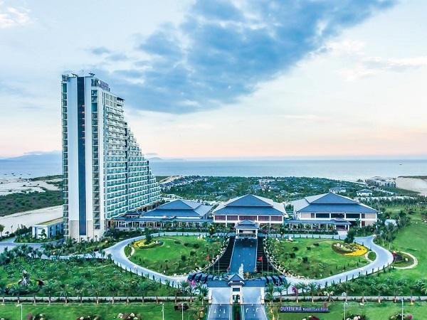 Dự án khách sạn Duyên Hà