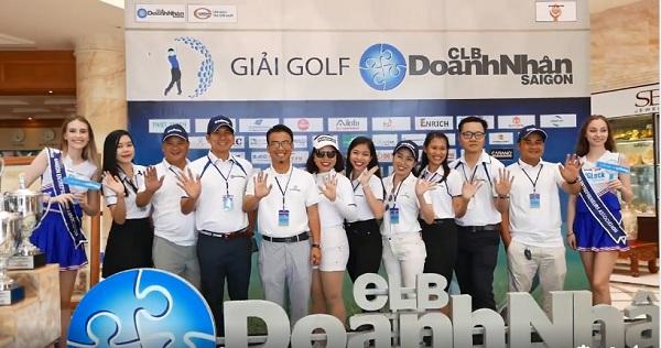 An Phước trở thành nhà đồng tài trợ giải Golf THIET THACH Cup