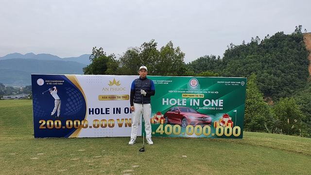 Đèn An Phước tài trợ 200 triệu tiền mặt dành cho giải Hole in One - 1