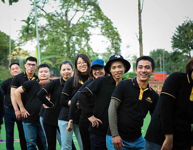 Lắng đọng khoảnh khắc Teambuilding đại gia đình An Phước